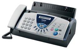 Thermotransfer Faxgerät T-104, 9600 bps,inkl. Telefon,
