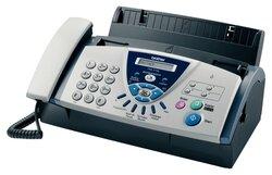 Thermotransfer Faxgerät T-106, 14400 bps,inkl. Telefon,