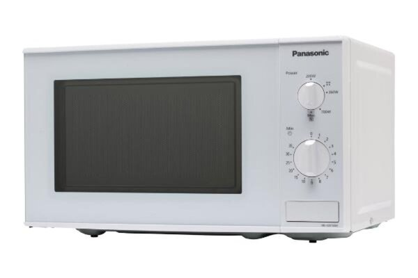 Panasonic NN E 201 WMEPG Mikrowelle weiß