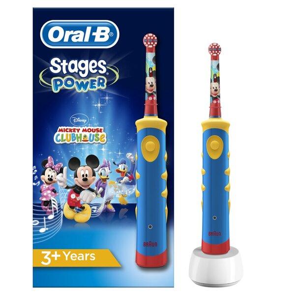 Braun Oral-B Advance Power Kids 950 elektrische Zahnbürste