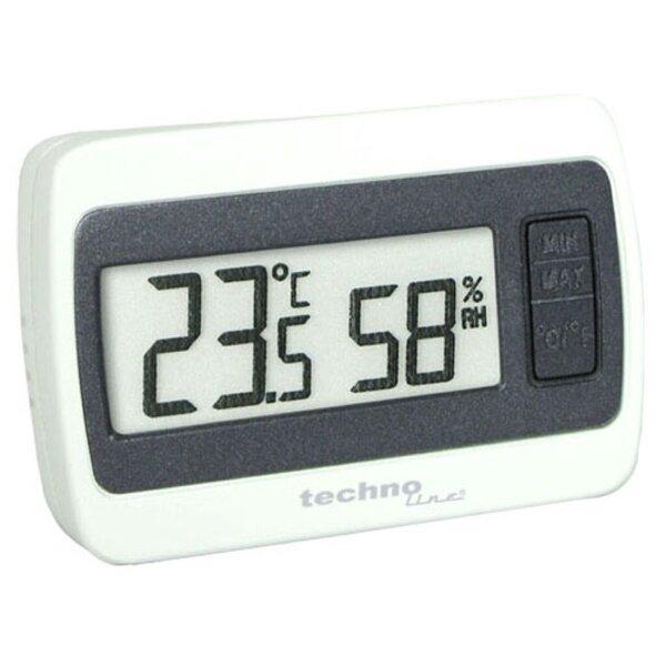 Technoline WS 7005 Hygrometer weiß/schwarz