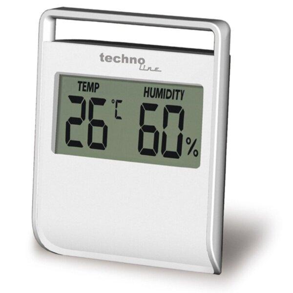 Technoline WS 9440 Hygrometer weiß