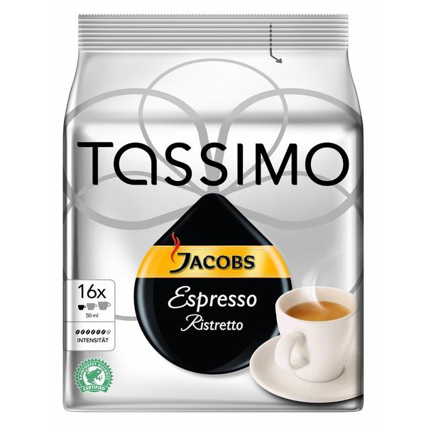 Tassimo Jacobs Espresso Ristretto T