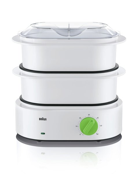 Braun FS 3000 TributeCollection Dampfgarer