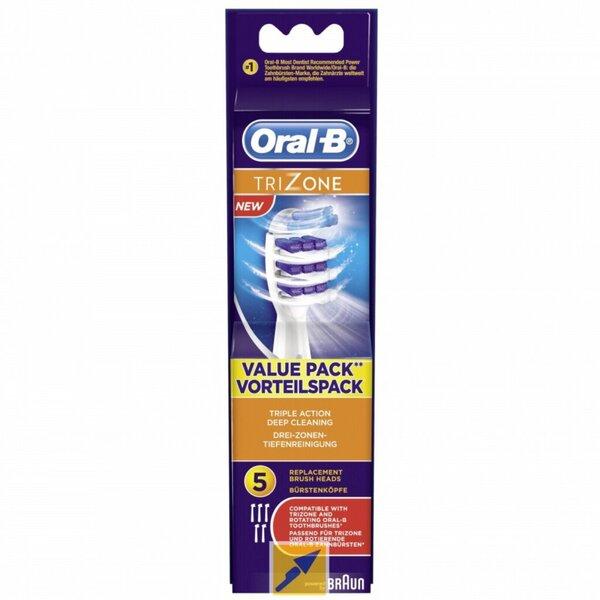 Braun Oral-B Aufsteckbürsten TriZon