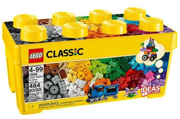 LEGO Classic 10696 Mittelgroße Baus