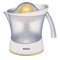 Bosch MCP 3000 Zitruspresse weiß/orange