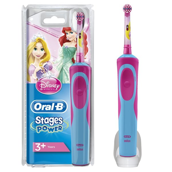 Braun Oral-B Stages Power Disney Princess