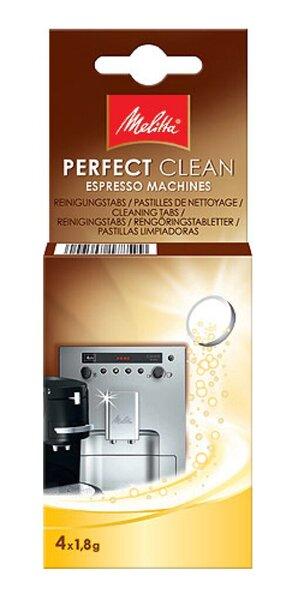 Melitta Perfectclean Espresso Machines