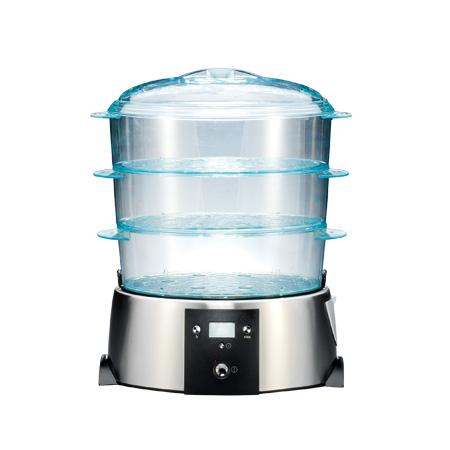 Gastroback 42510 Design Dampfgarer