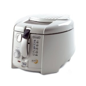 DeLonghi F 28311 Fritteuse weiß