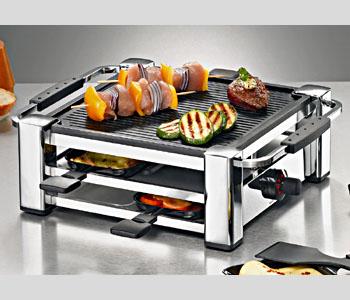 Rommelsbacher Raclette