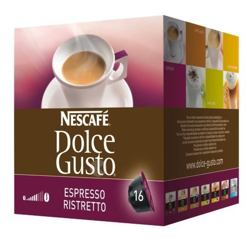 Nescafe Dolce Gusto Espresso Ristretto Kapseln