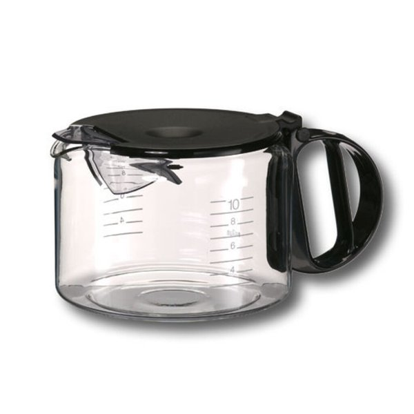 Braun KFK 10 L Ersatzkaffeekanne Glas