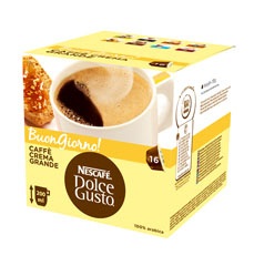 Nescafe Dolce Gusto Caffee Crema Grande Kapseln