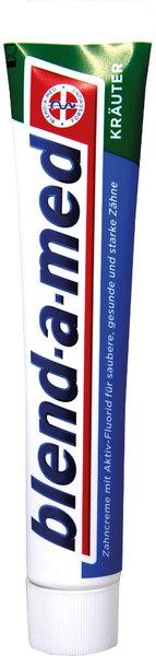 Zahncreme blend-a-med Kräuter 75 ml