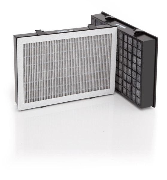 HEPA-Filter für ACC55, Feinstaub- filter mit 99,97% AbscheidegradVE = 1 Packung = 2 Stück
