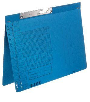 Pendelhefter A4, Amtsheftung, blau br 320g/qm ManilakartonVE = 50 Stück