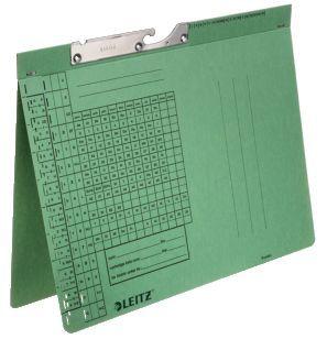 Pendelhefter A4, Amtsheftung, grün br 320g/qm ManilakartonVE = 50 Stück