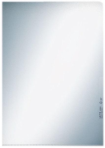 Sichthülle A4 PP 0,13mm farblos Kantenschweißnaht 100 StückVE = 1 Packung = 100 Stück