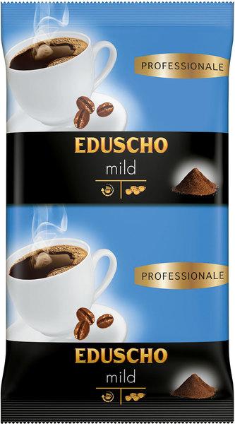 Eduscho Professional Mild 70g gemahlen,Portionsbeutel
