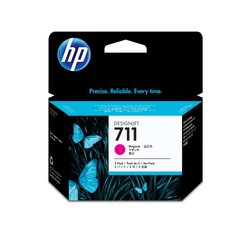 Tintenpatrone 711 magenta 3er Pack für DesignJet T5201 VE = 1 Packung á 3 Stück