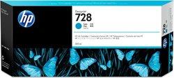 Tintenpatrone 728 cyan 300ml für DesignJet T830 MFP