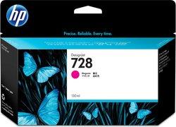 Tintenpatrone 728 magenta 130ml für DesignJet T830 MFP