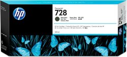 Tintenpatrone 728 mattschwarz 300ml für DesignJet T830 MFP