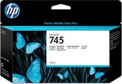 Tintenpatrone 745 fotoschwarz 130ml für DesignJet Z5600
