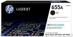 Toner Cartigde 655A schwarz für Color LaserJet Enterprise M652n