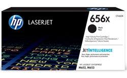 Toner Cartigde 656X schwarz für Color LaserJet Enterprise M652n