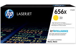 Toner Cartigde 656X gelb für Color LaserJet Enterprise M652n