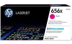 Toner Cartigde 656X magenta für Color LaserJet Enterprise M652n