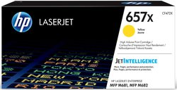 Toner Cartidge 657X gelb für Color LJ Enterprise M681dh MFP