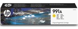 Tintenpatrone 991A gelb für PageWide Pro MFP 774dn