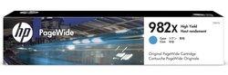 Tintenpatrone 982X cyan für für PageWide Enterprise Color 765dn