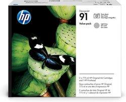 Druckkopf 91 fotoschwarz, hellgrau für Designjet Z6100
