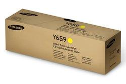 Toner Cartrigde CLT-Y659S gelb für Samsung MultiXpress CLX-8640ND