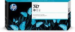 Tintenpatrone 747 grau 300ml für DesignJet Z9+