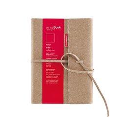 Notizbuch senseBook Flap M blanko