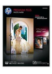 Fotopapier Premium Plus 13x18cm 300g weiß glänzend1 VE = 1 Packung á 20 Blatt