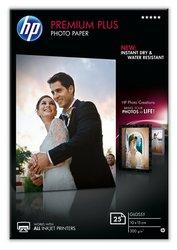 Fotopapier Premium Plus 10x15cm 300g weiß glänzend1 VE = 1 Packung á 25 Blatt