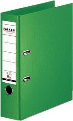 Ordner PP A4 80mm hellgrün Chromocolor mit Einsteckschild