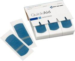 QuickAid Nachfüllpack Pflaster mit integrierter Metallfläche