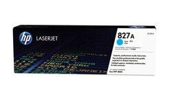 Toner Cartridge 827A cyan für Color LaserJet Enterprise flow
