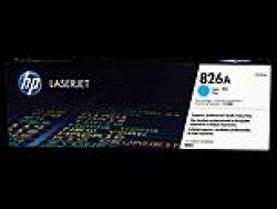 Toner Cartridge 826A cyan für Color LaserJet Enterprise M855dn,