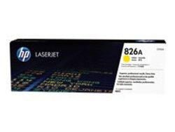 Toner Cartridge 826A gelb für Color LaserJet Enterprise M855dn,