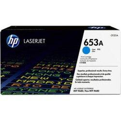Toner Cartridge 653A cyan für Color LaserJet Enterprise Flow