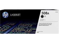 Toner Cartridge 508A, schwarz für LaserJet Enterprise M552dn, M553dn,